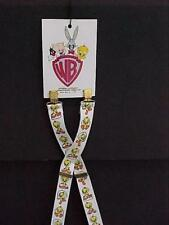 Vintage 1985 Tweety Bird Suspenders Looney Tunes / Warner Bros. New Old Stock