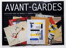 """Mail Art"" invitation to Avant-Gardes (Berman Collection); Ubu Gallery, NY, 2004"