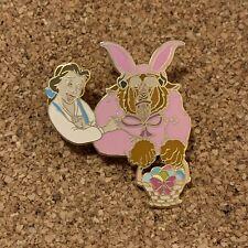 DisneyShopping-Belle N Beast Easter Bunny Series Beauty & The Beast Pin 53192