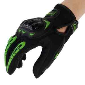Finger Breathable Powered Outdoor Motorbike Racing Riding Bicycle Gloves Summer
