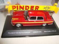 ODEON 019 PEUGEOT 404 SEDAN  BERLINE PINDER ORTF  1/43 NEUF EN BOITE
