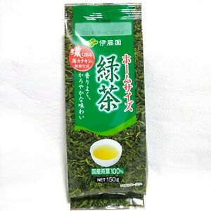 ITO EN Home Size Green Tea 150g Japanese Green Tea, 100% made in Japan