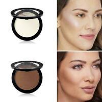 1 * Repairing Powder Foundation Shimmer Concealer Dunkles aufhellen Hautpud E4I8