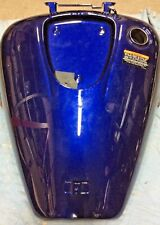 RARE Yamaha OEM GAS Fuel Tank 2014 RAIDER S PURPLE DARK BLUE 5C7-Y2410-00-W2