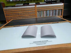 Bang & Olufsen Original BeoLab 4000 Fabric Frets Silver/Grey Pair B&O