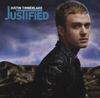 Justin Timberlake - Justified [CD]