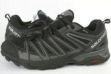 SALOMON XUltra 3 Prime GTX Mens Walking Shoes, Mens trainers UK size 10