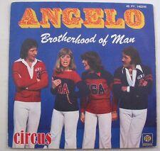 BROTHERHOOD OF MAN (SP 45T) ANGELO
