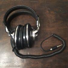 Vintage Pioneer Monitor 10 Stereo Headphones Nice!!