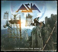 Asia Live Around The World CD new