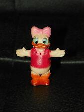 Vintage Disney DAISY DUCK Miniature PVC Figure Hugs