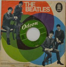 "The Beatles - Yesterday - Acte Naturellement - Odeon O 23031 - 7"" SINGLE (J335)"