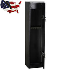 Rifle Gun Cabinets With Display Cases For Sale Ebay