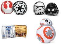 "Star Wars The Last Jedi 15"" Throw Pillow Rebel Empire Darth Vader Stormtrooper"