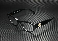 VERSACE VE3280B GB1 Black Demo Lens 51 mm Women's Eyeglasses