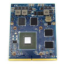 NVIDIA GTX 660M 2GB GDDR5 VGA Video Card for Dell Alienware M17X R4 M18X R2