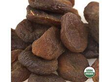 SweetGourmet Dried Turkish APRICOTS Organic Unsulphured- 2.5Lb FREE SHIPPING!