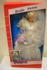 #2122 NRFB Vintage Bride Petra Fashion Doll