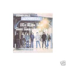 STEPHEN STILLS MANASSAS ALBUM CD 5086