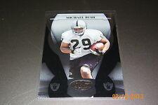 1/1 2008 Leaf Certified Materials Mirror Black #105 Michael Bush Chicago Bears