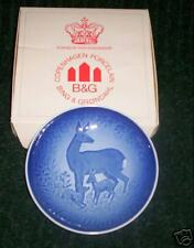 Bing & Grondahl Mother's Day Plate - 1975 - Deer  - MIB