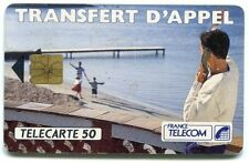 TELECARTE 50  TRANSFER D APPEL