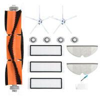 Brush Filter Mop Cloths Kit For Xiaomi Roborock S65 S55 S5 Vacuum Cleaner