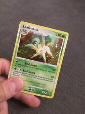 Holo Rare pok-MD-007 Pokemon D/&P Majestic Dawn Card # 7 Leafeon