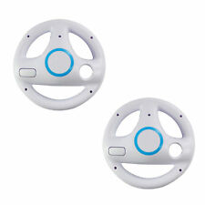 2pcs Mario Kart Racing Steering Wheel for Nintendo Wii Remote Game Controll