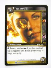 WoW: World of Warcraft Cards: EYE OF FLAME 287/361