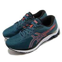 Asics Gel-Pulse 12 Magnetic Blue White Black Men Running Shoes 1011A844-401