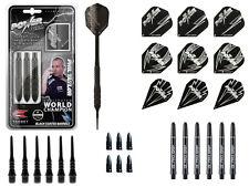 PHIL TAYLOR Soft Dart Geschenk Set Power Strom Black Darts Dartpfeile Dartset