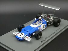 Spark 1:43 Jackie Stewart Matra MS80 Spanish GP F1 1969 World Champion S7190