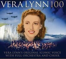 VERA LYNN '100' BRAND NEW SEALED CD