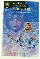 Tale of the Body Thief Vampire Chronicles #1 Signed by Anne Rice Comic Book