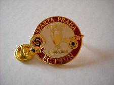 a2 THUN - SPARTA PRAHA cup uefa champions league 2006 spilla football pins