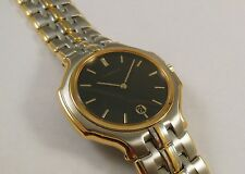 Lassale by Seiko Two-Tone Stainless Steel 7N39-7019 Sample Watch NON-WORKING