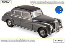 Mercedes-Benz 300 1952 Dark Grey  NOREV - NO 183591 - Echelle 1/18 NEWS JUILLET