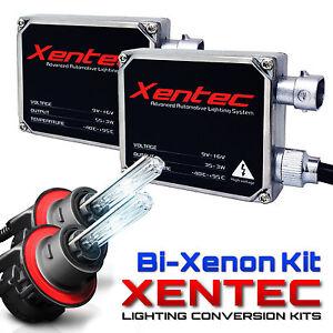 Xentec Xenon Lights HID Conversion Kit Bi-xenon Headlight H4 H13 9004 9007 9003