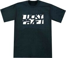 LUCKY CRAFT T-shirts (Cotton) - Black & White - Small