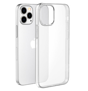 Case For iPhone 12 12 Pro 6.1 inch Clear Silicone  Slim Soft TPU Phone Cover