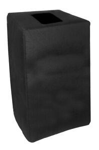 AudioKinesis Thunderchild 1x12 Speaker - Black, Tuki Padded Cover (audk001p)