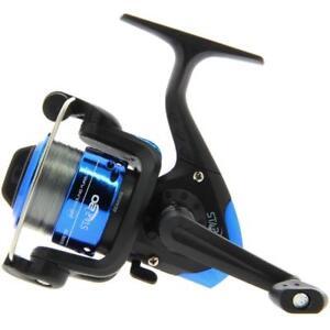 COARSE FISHING REELS STAR 20 WITH 8lb LINE MATCH CARP REEL FREE LINE