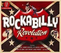 ROCKABILLY REVOLUTION  3 CD NEU