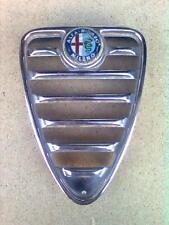 Alfa Romeo Giulia Super 105 115 GTA Kühlergrill Chrom