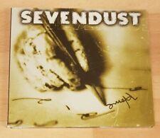 SEVENDUST 'HOME' - DIGIPAK CD ALBUM