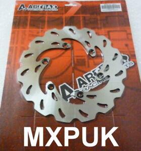 KX125 2000 REAR BRAKE DISC FROM ARTRAX 2000 KX 125 MXPUK KAWASAKI (542)
