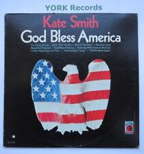 KATE SMITH - God Bless America - Excellent Condition LP Record Metro M 559