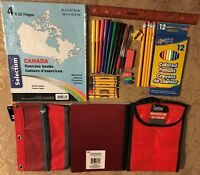School Supplies Stationary Elementary Junior High Fournitures scolaires