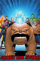 LOCKJAW  #1 (OF 4) (2018) 1ST PRINTING RON LIM VARIANT COVER MARVEL LEGACY